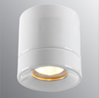 Light on Downlight sauna light