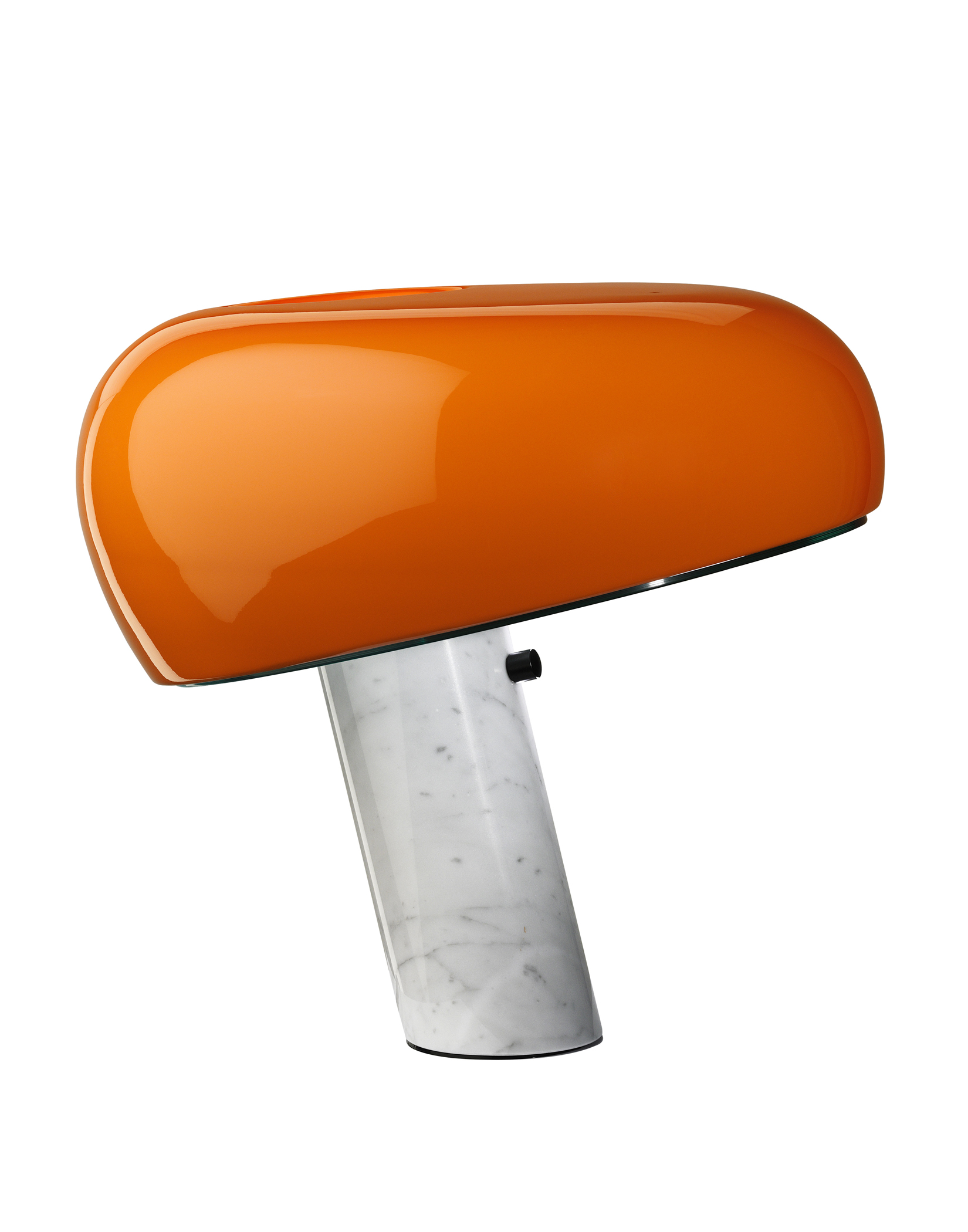 Snoopy table light by Flos