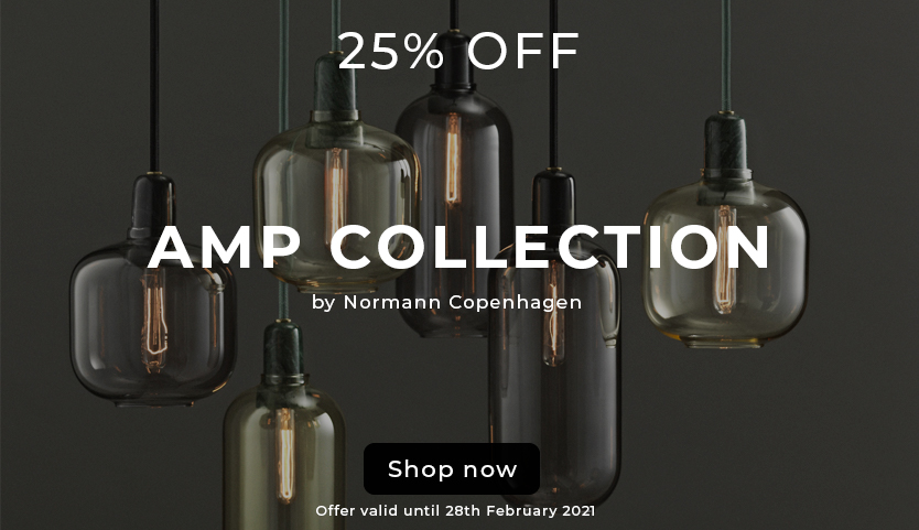 25% off the Form Collection by Normann Copenhagen