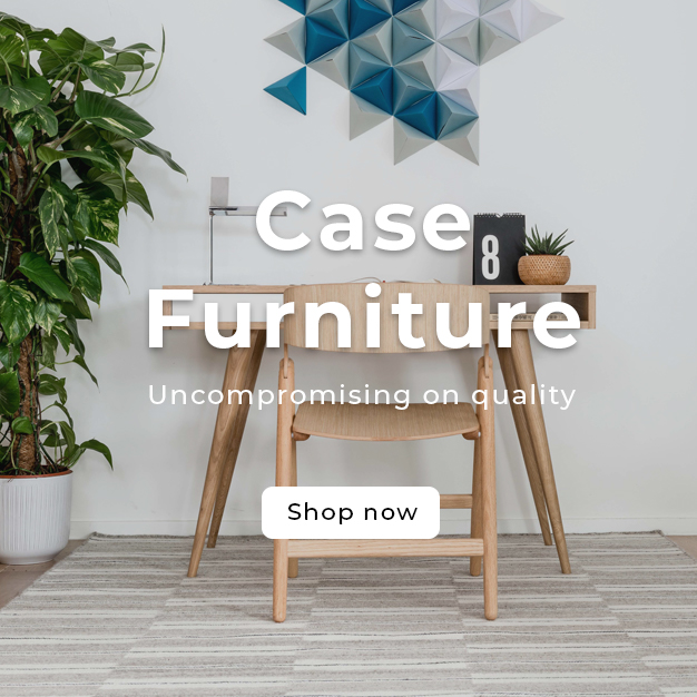 Case Furniture - Uncompromising on quality