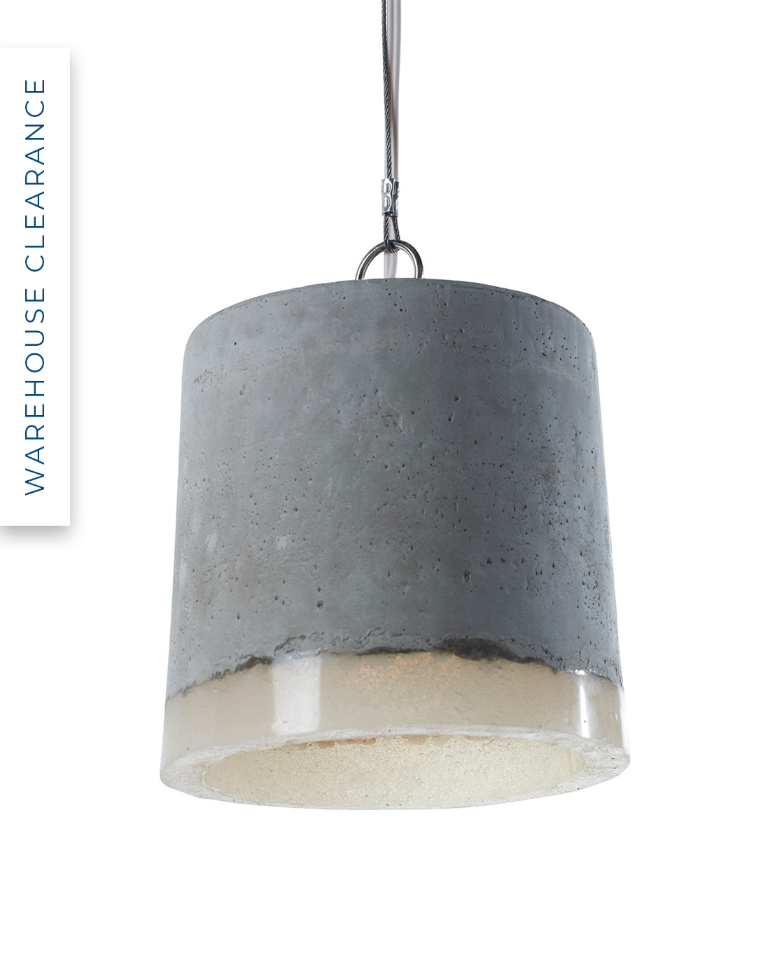 Beton pendant by Serax with 40% off