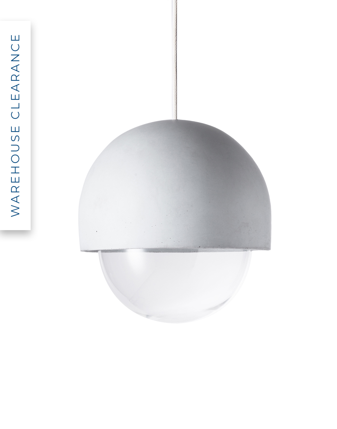 Cast pendant by Petite Friture with 40% off