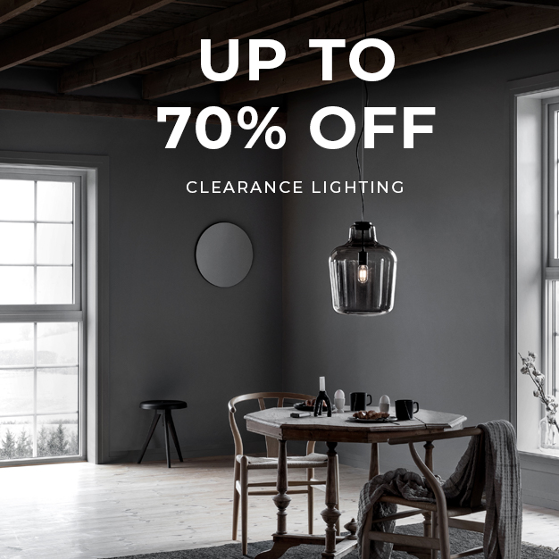Clearance Lighting - up to 70% off