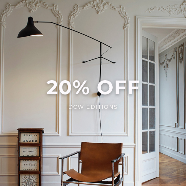 20% off DCW Editions
