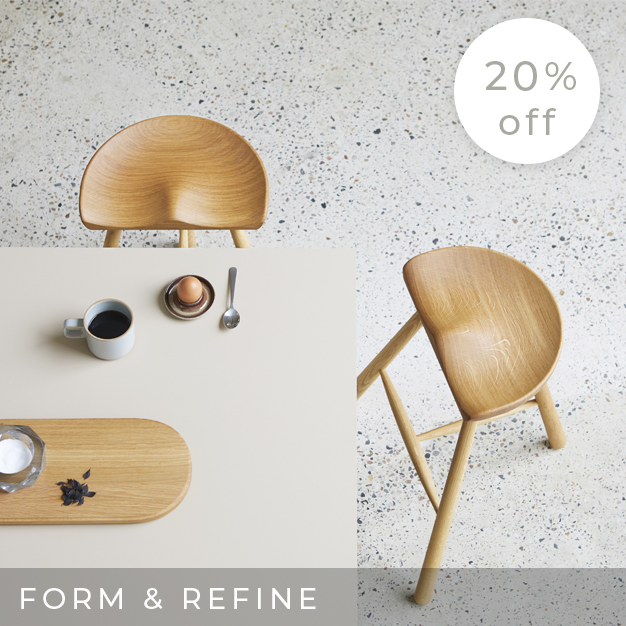 Form & Refine - 20% off
