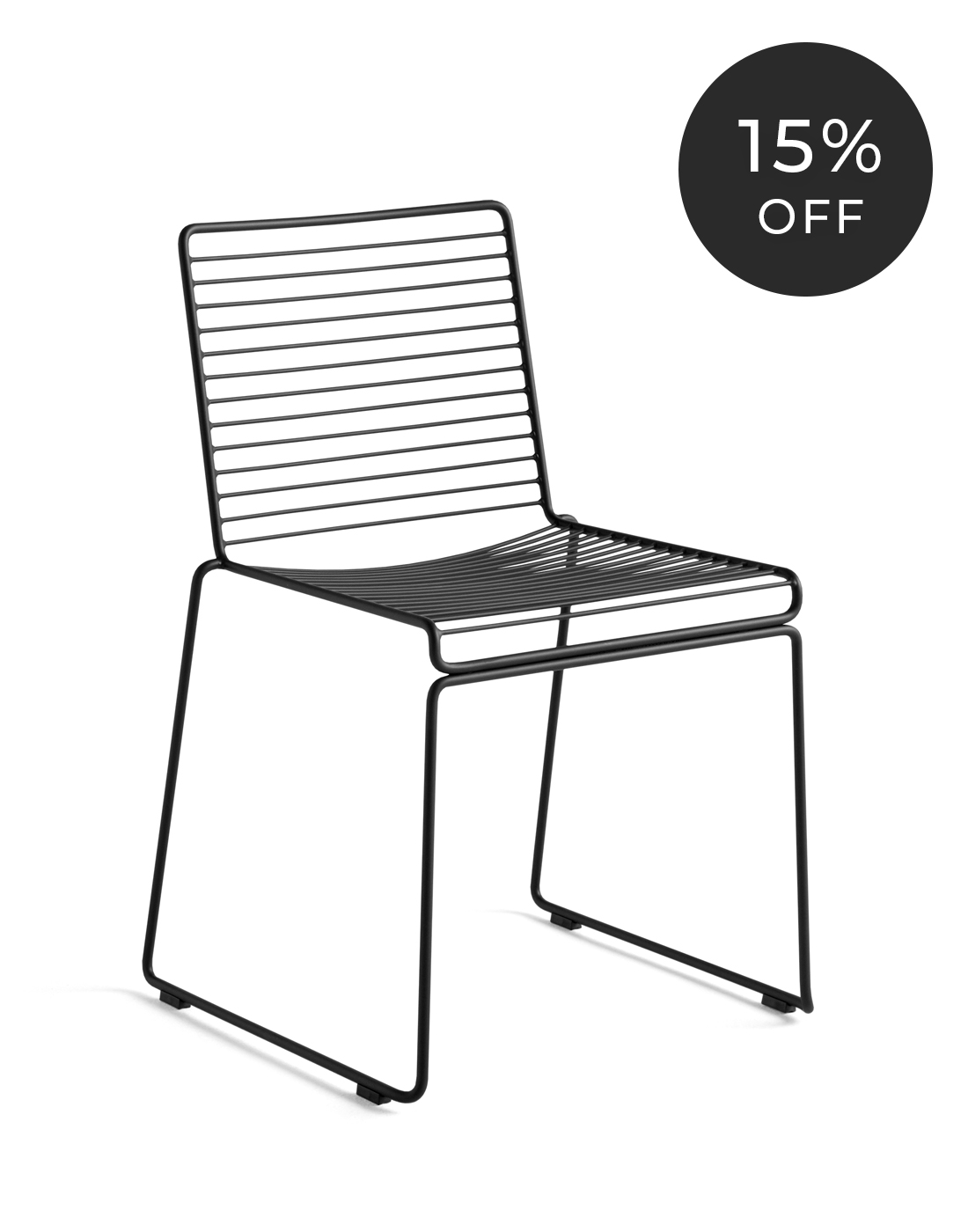 Hee outdoor dining chair
