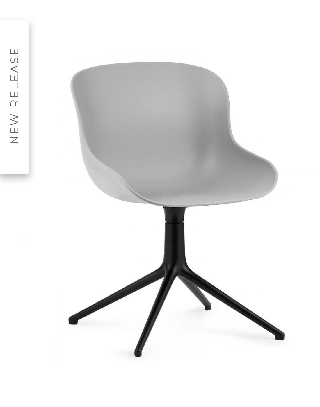 Hyg swivel chair 4L by Normann Copenhagen