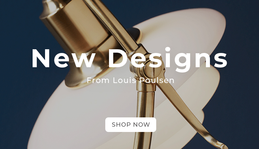 New Designs - From Louis Poulsen