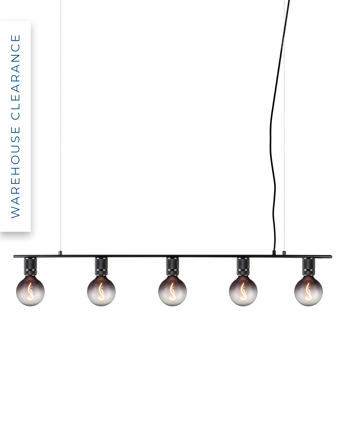 Warehouse Clearance Norton pendant by Halo Design, 40% off