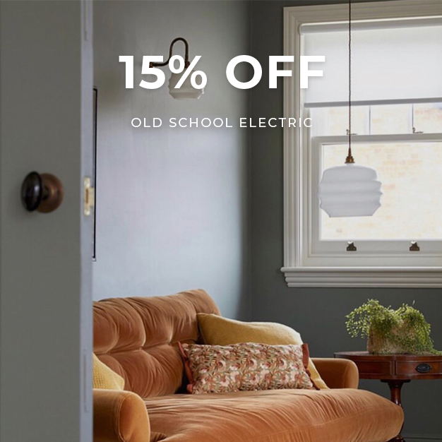 15% off Old School Electric