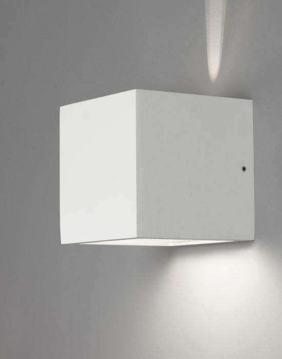 Cube wall light holloways of ludlow cube wall light aloadofball Image collections