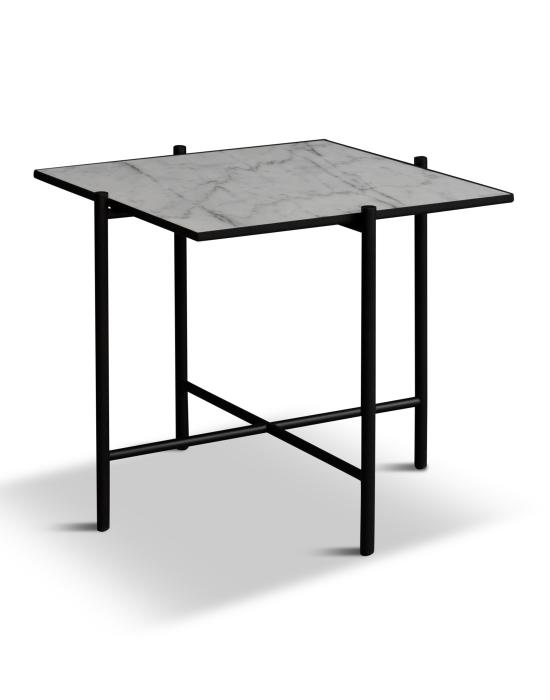 Side Table - Black Frame