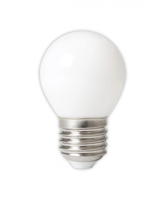 Opal LED golf ball - E27 dimmable