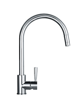 Franke Fuji Kitchen tap with pull-out nozzle