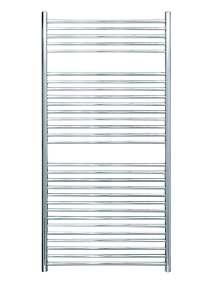 Ansty 600 flat heated towel rail