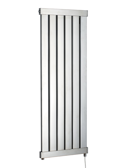 Arun 535 short heated towel rail