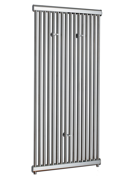 Hove 710 short heated towel rail