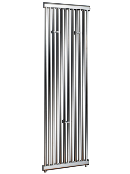 Hove 530 long heated towel rail