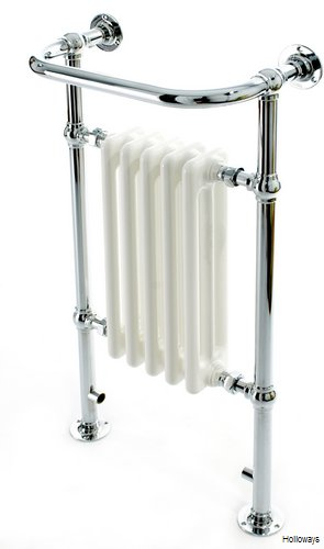 Traditional radiator towel rail