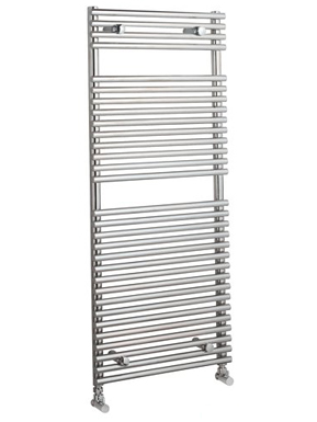Series 502 heated towel rail