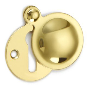 Covered escutcheon