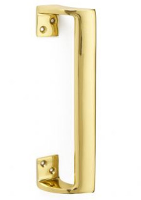 Large square pull handle