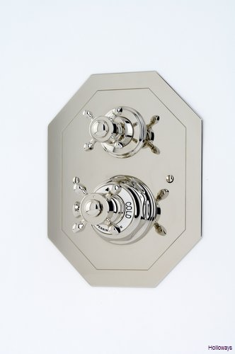 Perrin and Rowe concealed thermostatic shower valve
