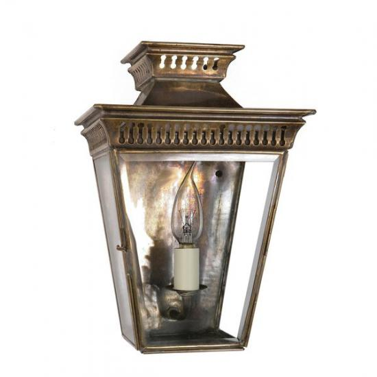 Pagoda flush passage lamp
