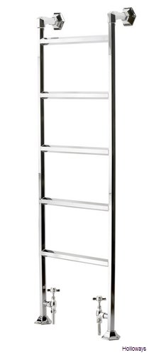 heated standing towel rack. Art Deco Floor Standing Heated Towel Rail - 3 Bar Rack