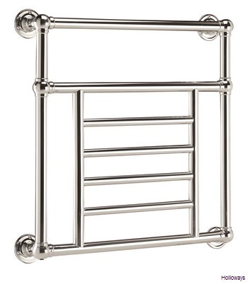 Claverley traditional wall hung towel rail