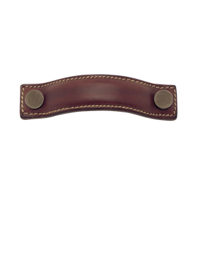 Leather bow handle - Small