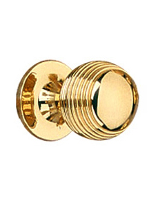 Large beehive cabinet knob