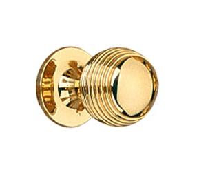 Extra large beehive cabinet knob
