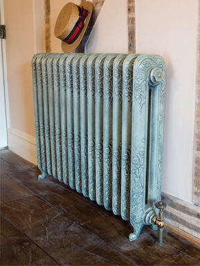 Daisy 780 cast-iron radiator