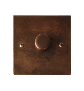 Copper dimmer switches