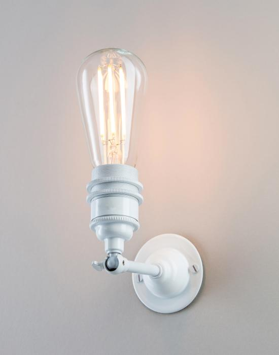 Industrial wall light holloways of ludlow old school electric industrial wall light aloadofball Image collections