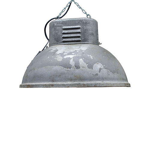 Old Industrial Hanging Lamp