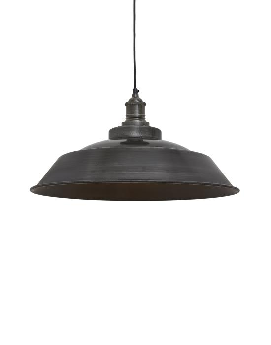 Brooklyn step pendant - traditional fittings