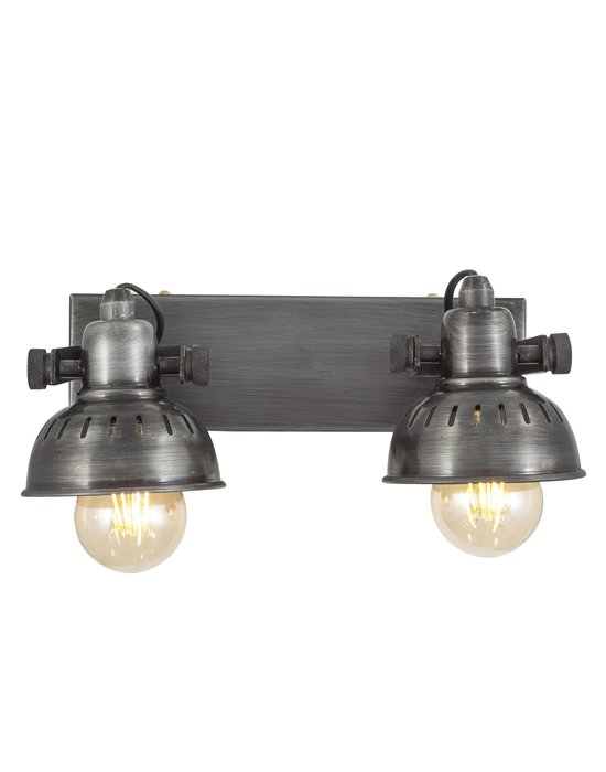 Vintage adjustable swivel spotlight wall light from £49 00