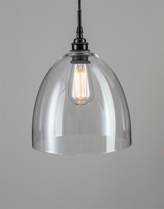 IP Rated Blown Glass Pendants For Bathroom Use From: £275.00