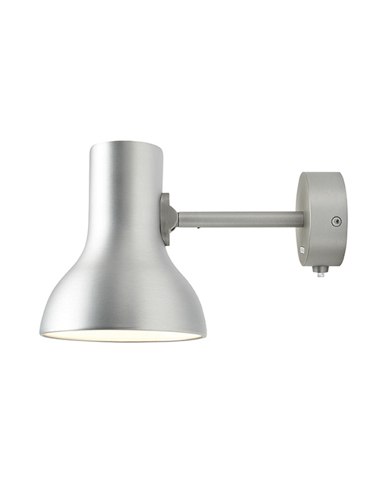 Anglepoise Type 75 Mini Metallic Wall Lamp