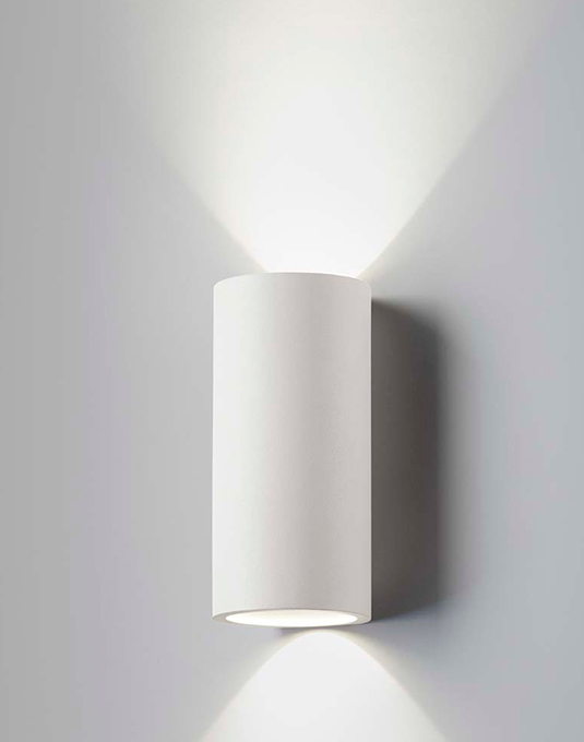Zero wall light