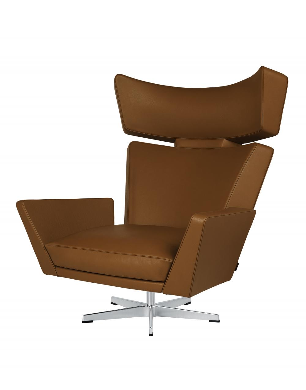 Oksen lounge chair & footstool
