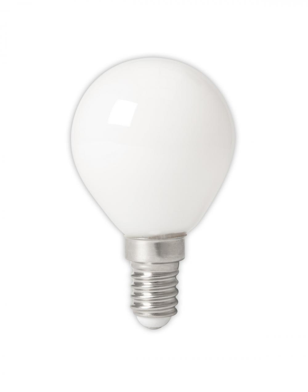 Opal LED golf ball - E14 dimmable