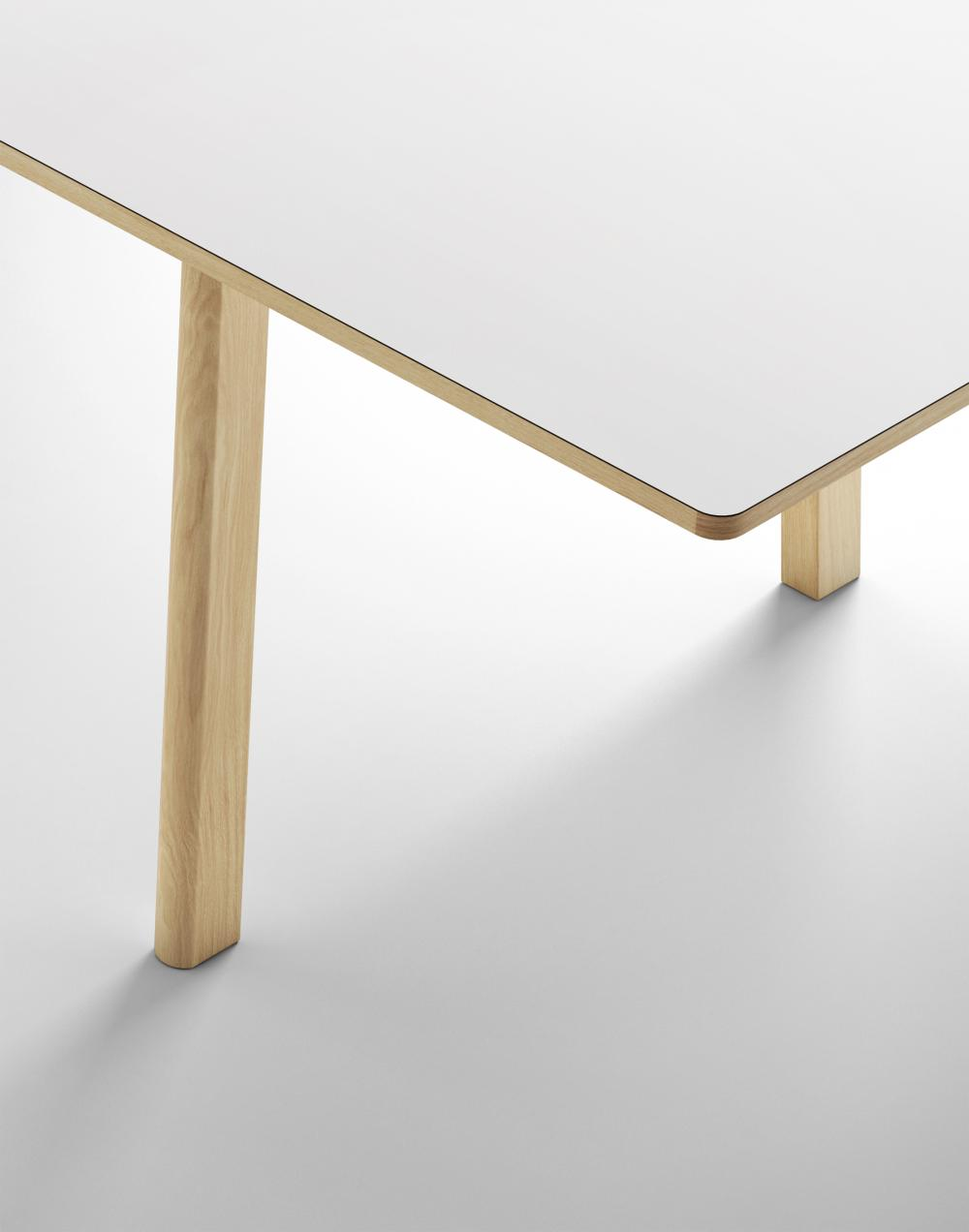 Ana dining table with extension