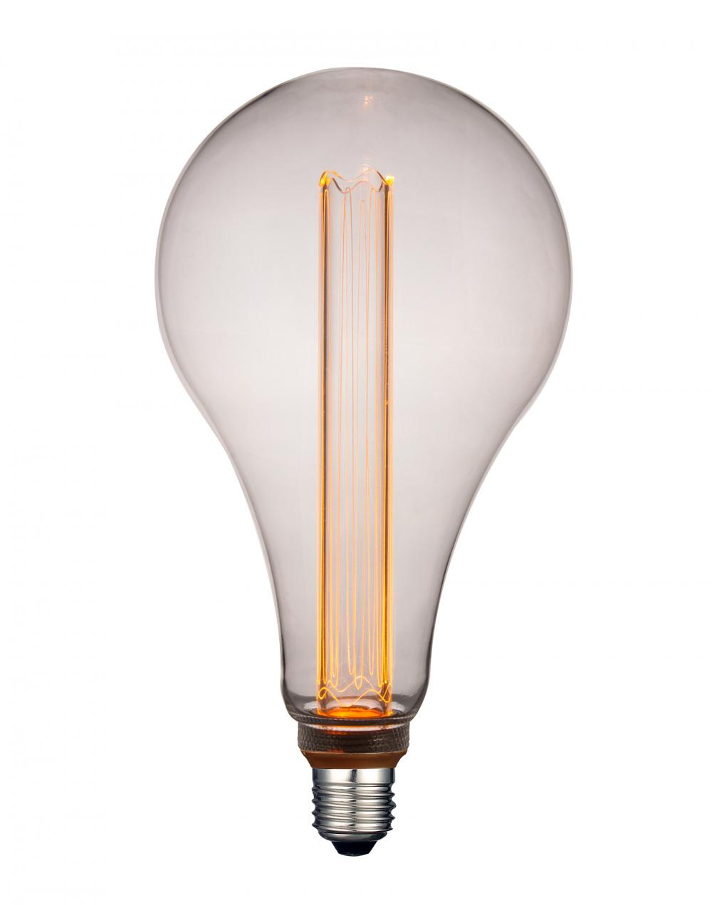 XL LED bulb - clear