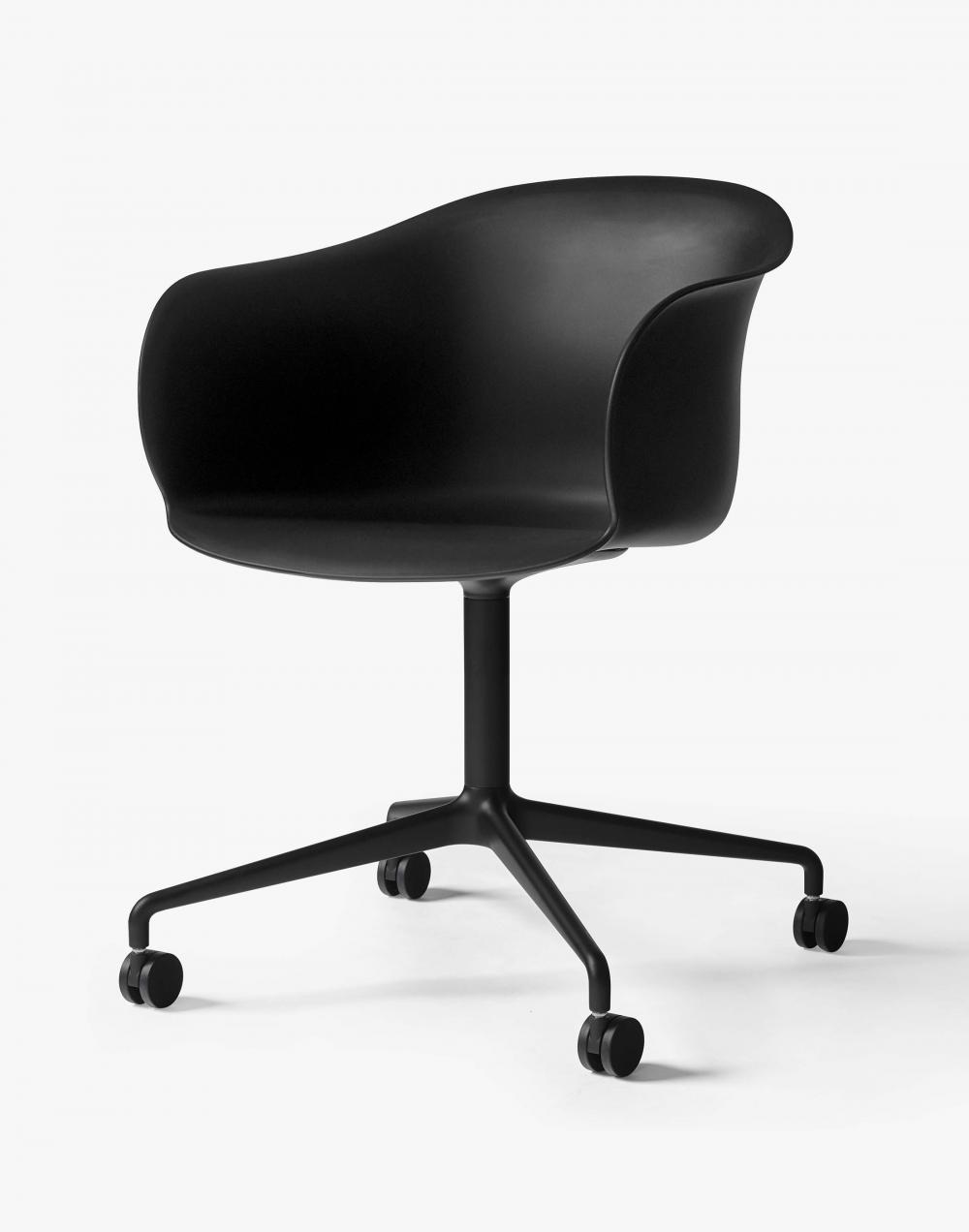 Elefy chair - swivel base with castors