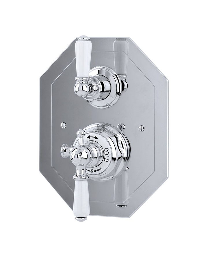 CLEARANCE: Perrin and Rowe concealed thermostatic shower valve