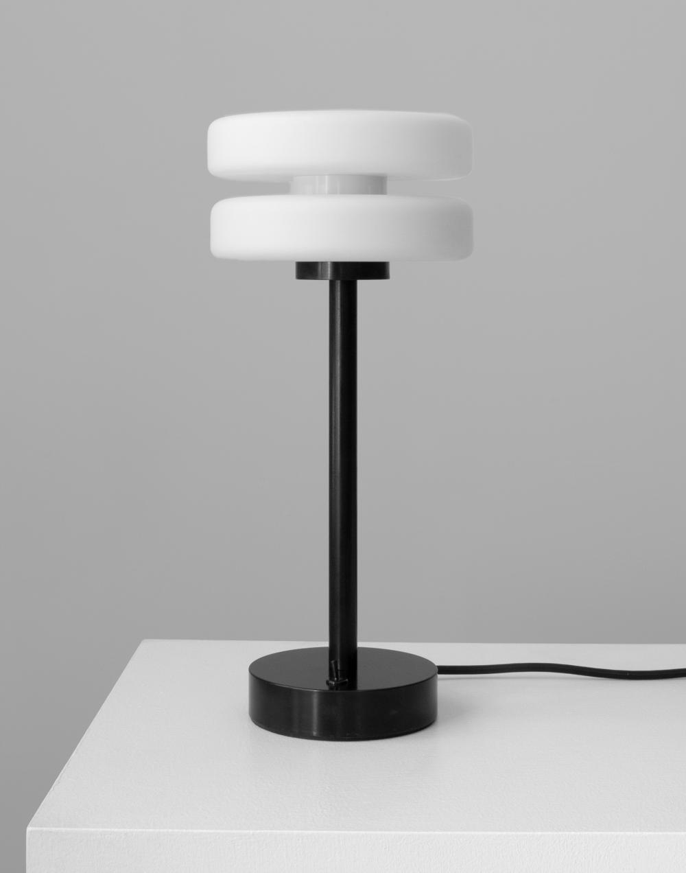 Puck tall table light