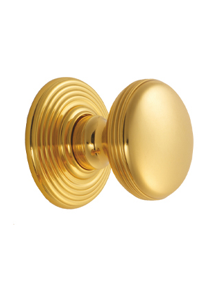 CLEARANCE: Ringed cupboard knob - 50% OFF